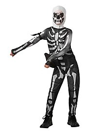 Skull Trooper Fortnite Child Costume