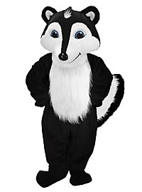 Skunky the Skunk Mascot