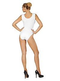 Sleeveless Body white