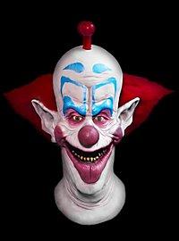 Slim Killerclown Maske aus Latex