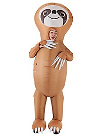 Sloth Inflatable Costume