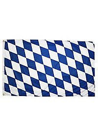 Small Bavaria Flag lozenge