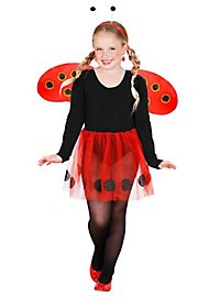 Small ladybird accessory set for children