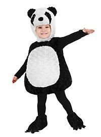 Small panda kid's costume