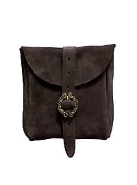 Belt Pouch - Villain (Small) dark brown