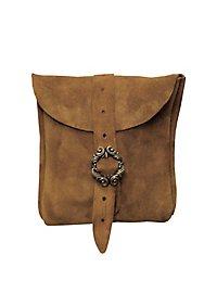 Belt Pouch - Villain (Small) light brown