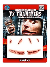 Smiley 3D FX Transfers