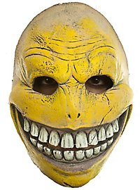 Smiley Monster Half Mask