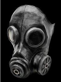 Smoke Mask black made of latex