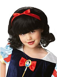 Snow White Kids Wig