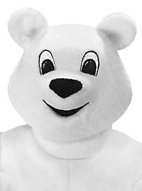Snowball the Polar Bear Mascot