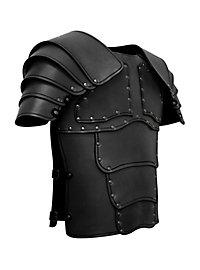 Söldner Lederrüstung schwarz