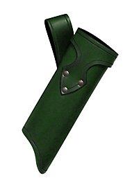 Söldner Schwerthalter schwarz