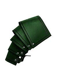 Soldat Schultern grün