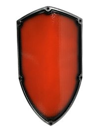 Soldier's Shield red Foam Weapon