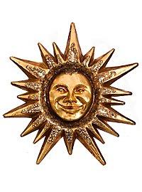 Sole foglia d'oro Masque vénitien