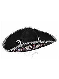 Sombrero Dia de los Muertos