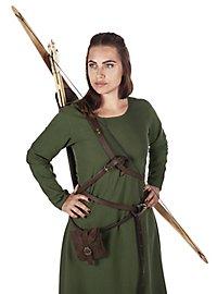Sous-robe médiévale - Nessa