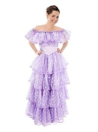 Southern Beauty lavender Costume