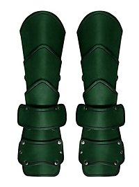 Armschienen - Späher (Deluxe) grün