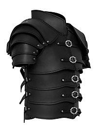 Späher Lederrüstung schwarz