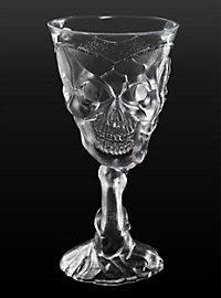 Calice d'Halloween transparent