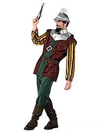 Spanischer Feldherr Kostüm