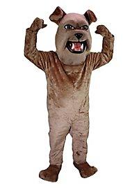 Sparky the Bulldog Mascot