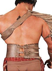 Spartacus Crixus Leder Manica