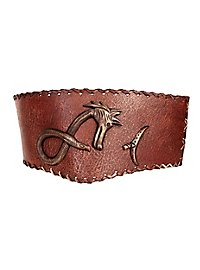 Leather Belt - Crixus