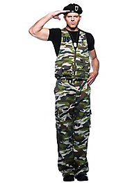 Special Forces Major Kostüm