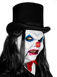 Special FX Horrorclown Maske aus Schaumlatex