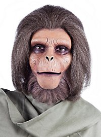 Special FX Schimpanse Maske aus Schaumlatex