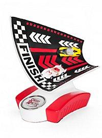 "Speed Racer Sculpture ""Finish"""