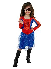 Spider Girl Kinderkostüm