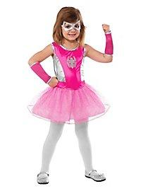 Spider Girl pink Kids Costume