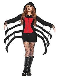 Spider Hoodie Dress