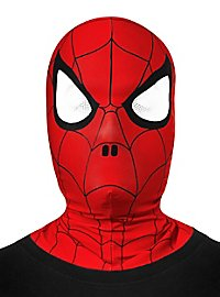 Spider-Man fabric mask for children