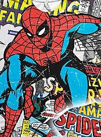 Spider-Man T-Shirt Comic Allover