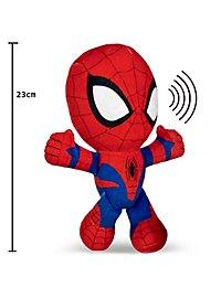 Spider-Man - Talking Spider-Man plush figure