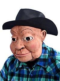 Spielzeug Cowboy Maske