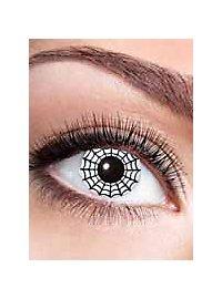 Spinne Kontaktlinse mit Dioptrien