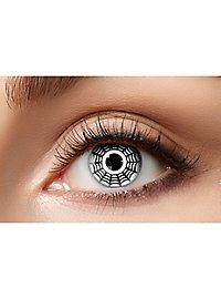 Spinne Kontaktlinsen