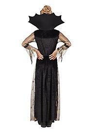 Spinnenkönigin Vampirkostüm für Kinder