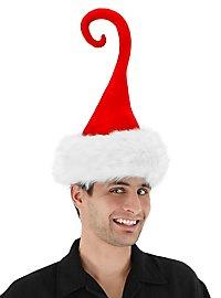 Spiral Tip Santa Hat