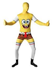 SpongeBob Schwammkopf Ganzkörperanzug