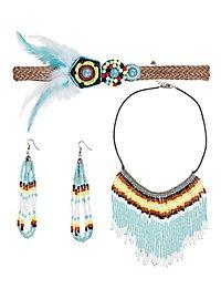 Squaw accessory set