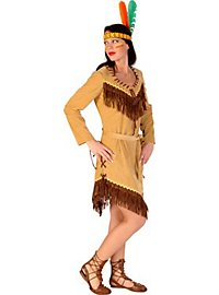 Squaw Kostüm