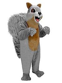 Squirrel Mascot