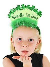 St. Patrick's Day Haarreif